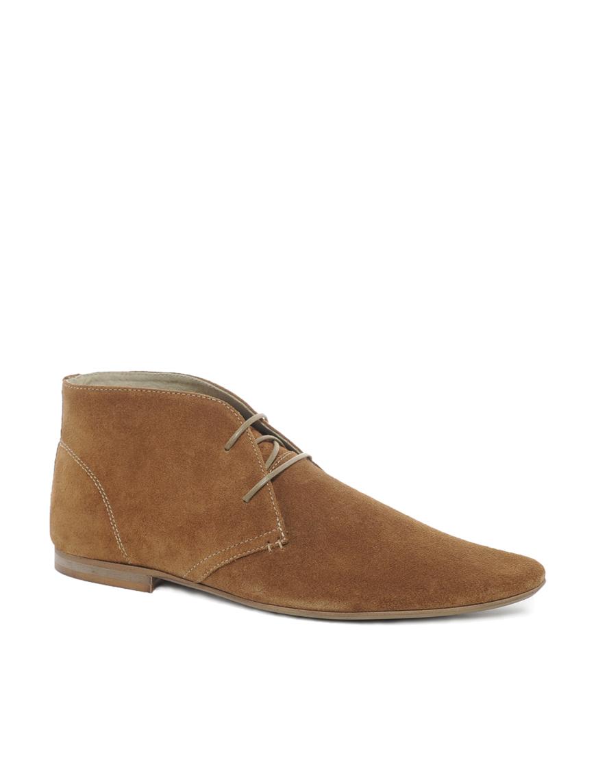 Обувь из замши