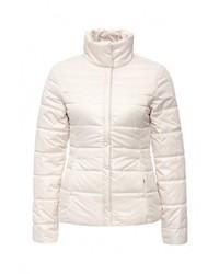 Женская бежевая куртка-пуховик от Top Secret