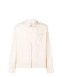 Мужская бежевая куртка-рубашка от YMC