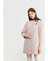 Женское бежевое пальто от Ruxara