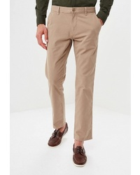 Бежевые брюки чинос от Colin's