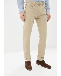 Бежевые брюки чинос от Gap