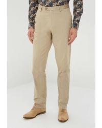 Бежевые брюки чинос от la Biali