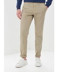 Бежевые брюки чинос от Liu Jo Uomo