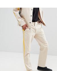 Бежевые брюки чинос от Sacred Hawk