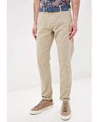 Бежевые брюки чинос от Top Secret