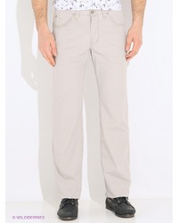 Мужские бежевые джинсы от Dairos