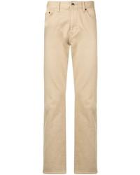 Мужские бежевые джинсы от Kent & Curwen