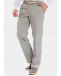 Мужские бежевые классические брюки от MEYER