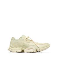 Мужские бежевые кроссовки от Reebok