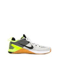 Мужские бежевые низкие кеды от Nike