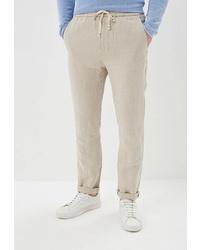 Мужские бежевые спортивные штаны от Adolfo Dominguez