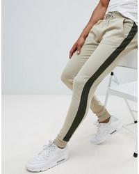 Мужские бежевые спортивные штаны от Ascend