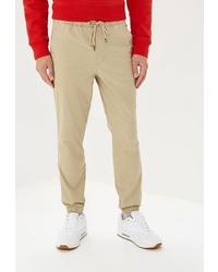 Мужские бежевые спортивные штаны от Gap