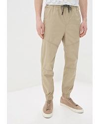 Мужские бежевые спортивные штаны от O'stin