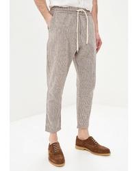 Мужские бежевые спортивные штаны от Primo Emporio