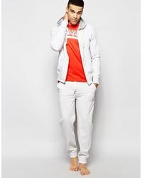 Мужские бежевые спортивные штаны от Tommy Hilfiger