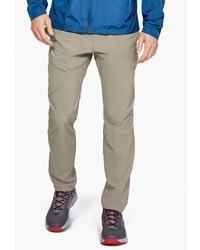 Мужские бежевые спортивные штаны от Under Armour