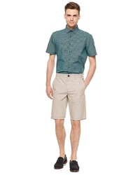 Мужские бежевые шорты от s.Oliver