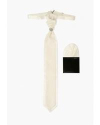 Мужской бежевый галстук от Ir.Lush