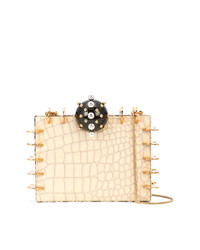 Купить бежевый клатч с украшением - модные модели клатчей (170 ... 8d40ff4a646