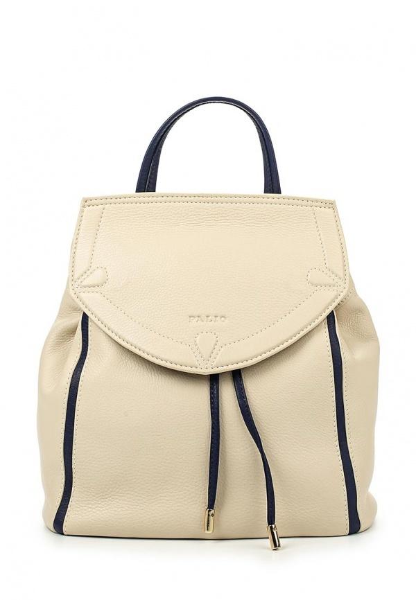 Рюкзак кожаный женский palio капсула рюкзаки