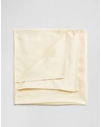 Бежевый нагрудный платок от Asos