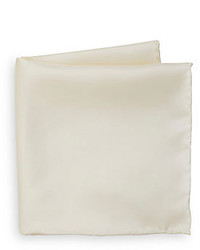 Мужской бежевый нагрудный платок от Saks Fifth Avenue BLACK