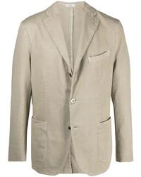 Мужской бежевый пиджак от Boglioli