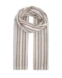Мужской бежевый шарф от Batkovski