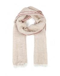 Мужской бежевый шарф от Wrangler