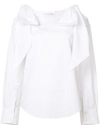 Белая блузка от Chloé