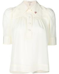 Белая блузка от Marc Jacobs