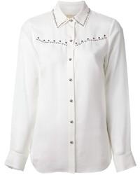 2ec3b7e18aea Купить женскую рубашку MICHAEL Michael Kors - модные модели рубашек ...