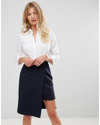 Женская белая классическая рубашка от ASOS DESIGN
