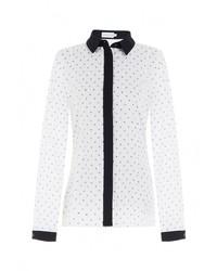 Женская белая классическая рубашка от Bella Kareema