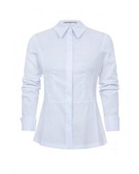 Женская белая классическая рубашка от LO