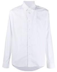 Мужская белая классическая рубашка от Off-White