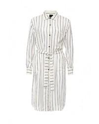 Женская белая классическая рубашка от Pinko