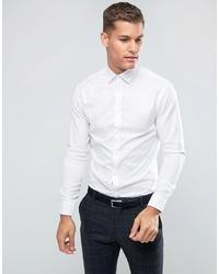 Мужская белая классическая рубашка от Selected Homme