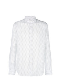 Мужская белая классическая рубашка от Xacus