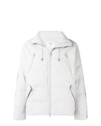 Мужская белая куртка-пуховик от C2h4