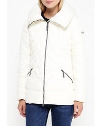 bc21e4ad0f7 ... Женская белая куртка-пуховик от FiNN FLARE