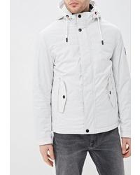 Мужская белая куртка-пуховик от Winterra