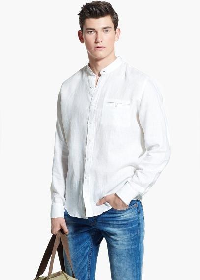 Рубашка с длинным рукавом купить