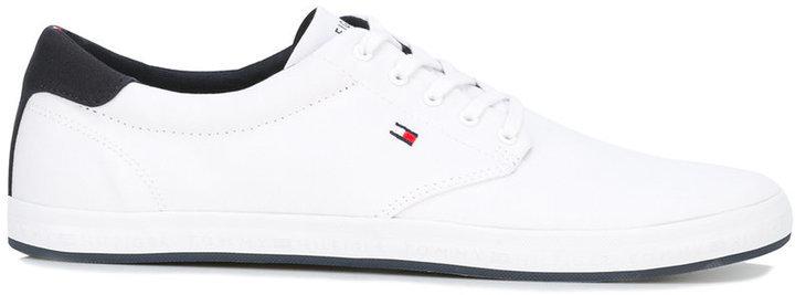 ... Мужская белая обувь от Tommy Hilfiger 0de1ff5524f68