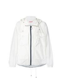Белая полевая куртка