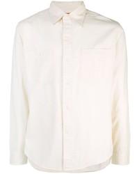 Мужская белая рубашка с длинным рукавом от Best Made Company