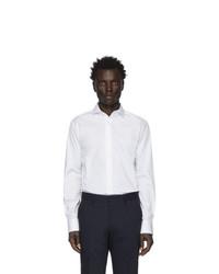 Мужская белая рубашка с длинным рукавом от Tiger of Sweden