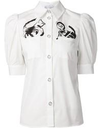 рубашка с коротким рукавом medium 350846